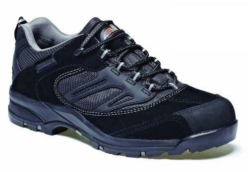 Dickies Trabajo Zapatillas acero Zapatos Hombre Puntera de acero Zapatillas Entresuela Dalton 63ab56