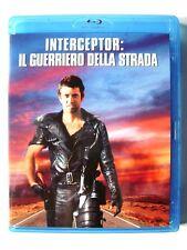 Blu-ray Interceptor - Il Guerriero della Strada con Mel Gibson 1981 Usato