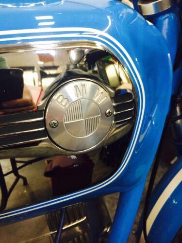 BMW motorcycle billet tank roundel R60 R75 R90 R100