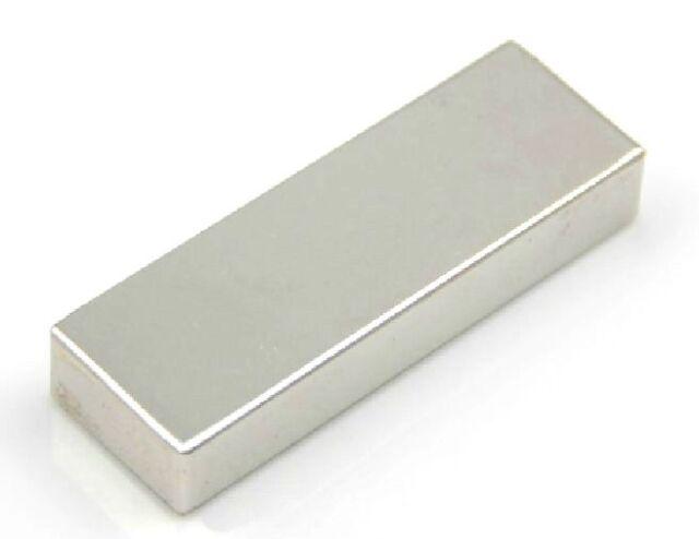 10pcs N50 50x10x5mm Block Magnet Rare Earth Neodymium Magnets