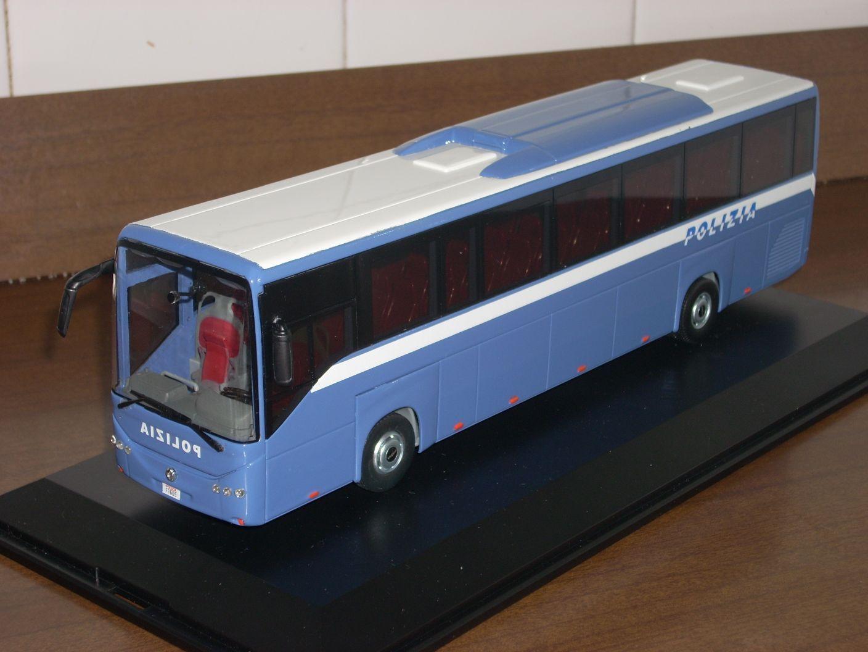 Entrega gratuita y rápida disponible. POLIZIA POLICE autobus Iveco Irisbus Dallavia  scala scala scala  bienvenido a orden