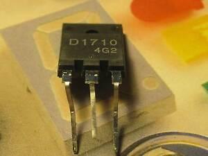 2SD1710-Npn-Power-Transistor-600V-5A-50W-Toshiba-1pcs