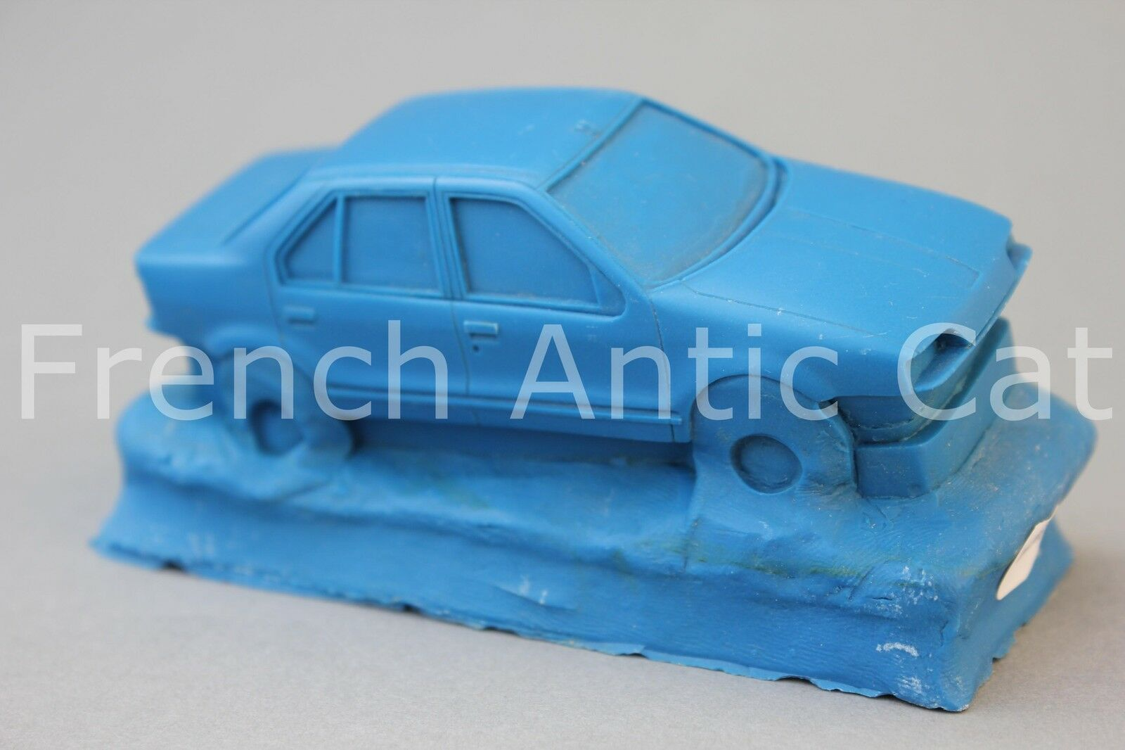 Rare Mold Die Resin Renault 19 Chamade 1 4 4 4 Doors 1 43 Heco Models MG 0d1893