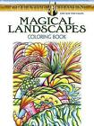 Creative Haven Magical Landscapes Coloring Book by Miryam Adatto (Paperback, 2016)