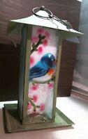 Southern Sales & Mktg 50532 Spring Floral Hand Painted Bird Feeder Brd-505322
