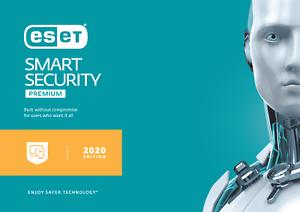 ESET Smart Security Premium | Authorised Reseller | 1, 2, 3 Years [lot]