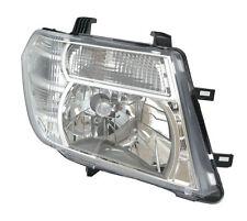 Front Headlamp/Headlight RH For Nissan Navara D40 2.5/3.0 01/2010>ON DEPO BRAND