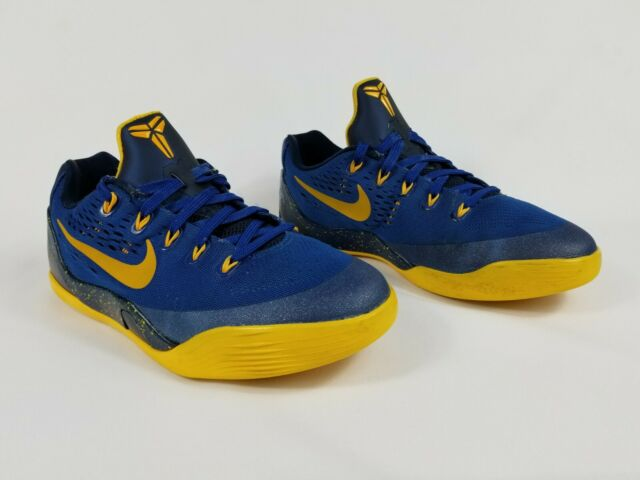 Nike Kobe Bryant 9 IX Gym Blue Yellow