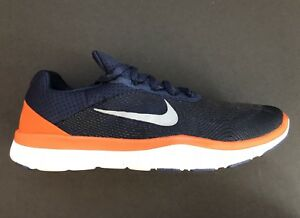 best service b0a8d c5055 Image is loading Nike-Denver-Broncos-Free-Trainer-V7-Ltd-Edition-