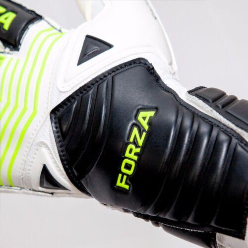 All Sizes Here! FORZA Sicuro Goalkeeper GlovesFootball//Soccer Goalie Gloves