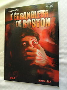 ALBUM-BD-L-039-ETRANGLEUR-DE-BOSTON-1ere-EDITION
