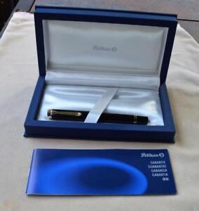Medium Nib PELIKAN for M800 Souveran fountain pen 18kt Gold New