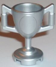 LEGO - Minifig, Utensil Trophy Cup - Metallic Silver