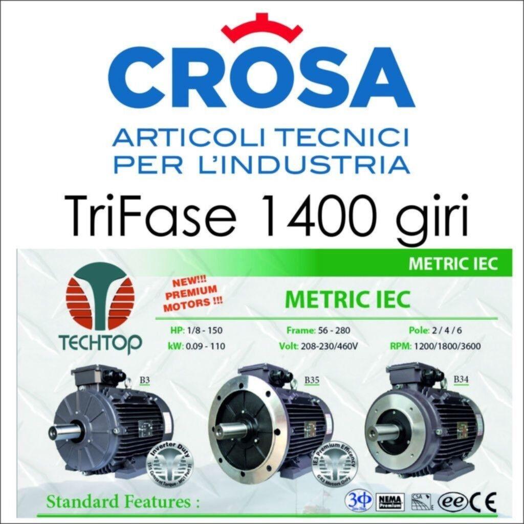 Motores Trifásica a 1400 RPM
