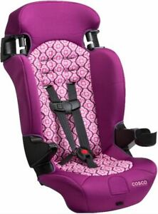 Baby-Convertible-Car-Seat-Booster-2in1-Toddler-Highback-Safety-Travel-Girl-Chair