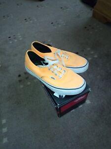 Uk 5 4 formateurs de Taille en état Vans toile propre Chaussures WYAxUcW