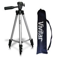 50 Professional Vivitar Tripod For Canon Eos Rebel Dslr T3 T3i T5 T5i T4 T4i