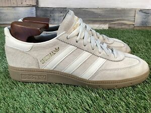 UK6-Adidas-SPZL-Spezial-Cream-White-Trainers-Rare-Football-Casuals-2015