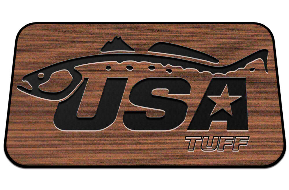USATuff Cooler Pad for YETI  35qt - SeaDek Marine EVA Mat - T B - Trout  we offer various famous brand