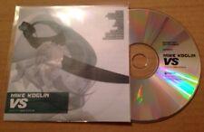 Mike Koglin - VS 13 Trk Full Promo Cd Album Darren Tate Lange Sasha Trance Dance