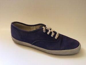 Keds WK342 Womens 9 M Sapphire Purple