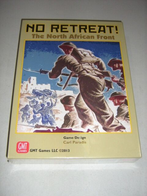 No Retreat! The North African Front (New)