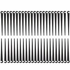 """100 Pcs Irrigation Support Stakes For 1//4/"""" Tubing Micro For Dripper Sp Hose I2Z2"""