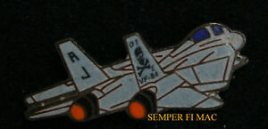 Details about VF-84 JOLLY ROGERS F-14 TOMCAT ANYTIME BABY US NAVY HAT PIN  UP USS TOPGUN NR WOW 945a668dc786