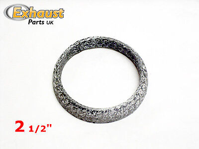 """Exhaust Gasket Conical - Mesh Gaskets - 2 1/2"""" - 65mm 2.5"""""""