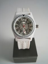Orologio Haurex Promise Young Unisex White