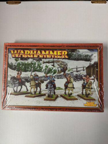 Warhammer Fantasy Kislev Horse Archers NEW SEALED metal OOP Empire Army
