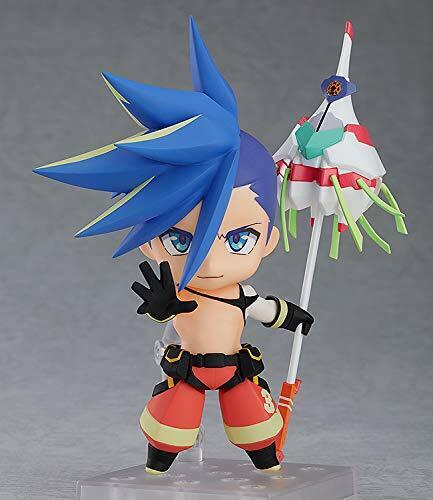 Good Smile Promare Galo Thymos Nendoroid Action Figure 100mm