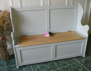 monks-bench-childrens-seat-toy-box-storage-shabby-chic-100cm-long