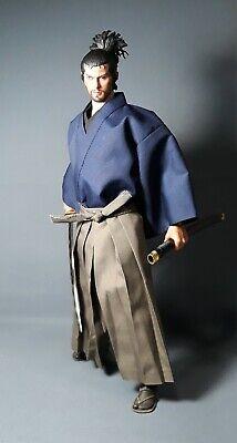 waraji for a 12 inch samurai figure hakama #63-2,scale is 1//6 kimono kosode