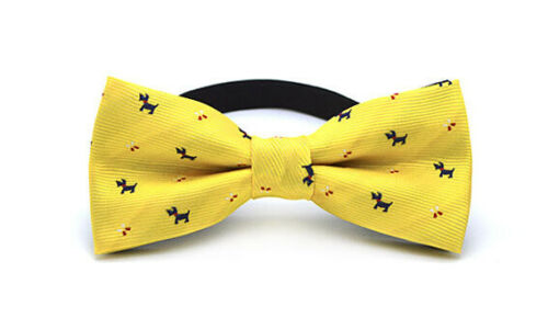 Fashion Boys Girls Bowtie Party Multi Color Wedding Adjustable Bow Tie Children