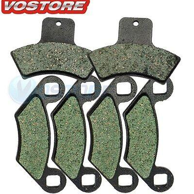 F+R brake Pads For Polaris 1998-2002 500 Sportsman 2001-2004 500 Scrambler