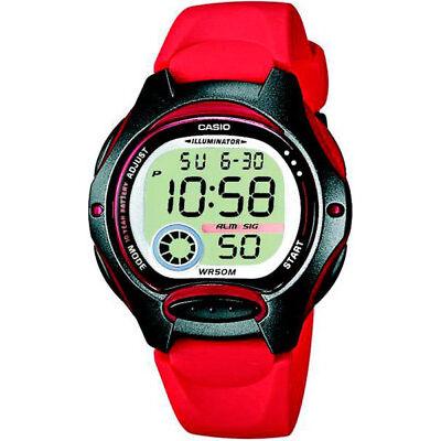 Оригинальные наручные часы Casio Collection LW-200-4A женские