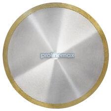 """10"""" PREMIUM Continuous Rim WET Tile Diamond Saw Blade Marble Granite Ceramic"""