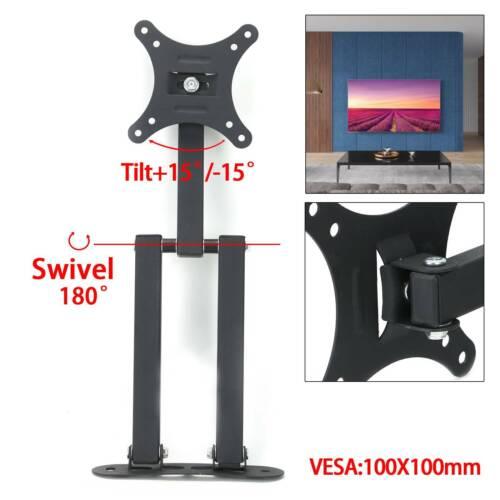 TV Fernseher Wandhalter Wandhalterung LCD LED 10-26 Zoll Neigbar Schwenkbar