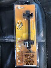 Dednutz DNZ 49530H Game Reaper SA Browning BLR Bar 30MM Scope Mount Hi BLK 3500