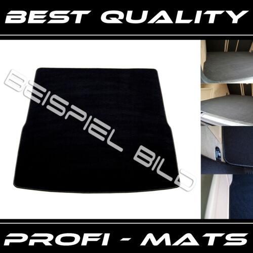 Velluto tappetino bagagliaio Audi a3 8v SPORT BACK ab BJ 2012 PM qualità originale