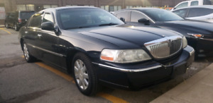 2008 Lincoln Town Car Signature