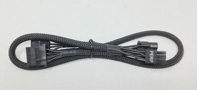 EVGA 6 PIN To Perif to 3x Sata Driver Power Cable EVGA SuperNova
