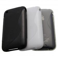 Apple iPhone 3G 3GS 3in1 Zubehör Set case schutz hülle handy tasche cover