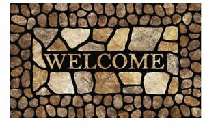 Image Is Loading Mohawk Welcome Door Mat Outdoor Indoor Rug Entrance