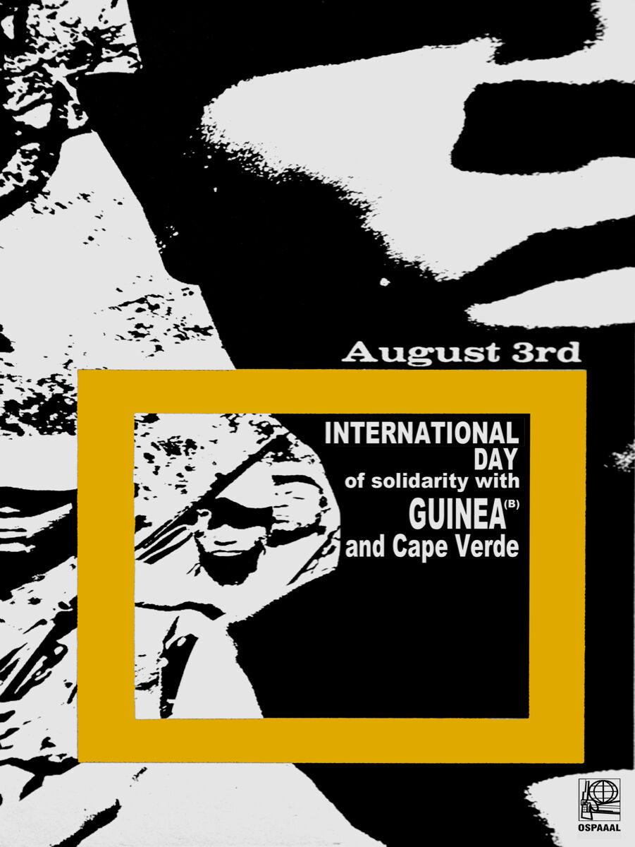 20x30 Political World Solidarity Socialist Poster CANVAS.Guinea Africa.6271