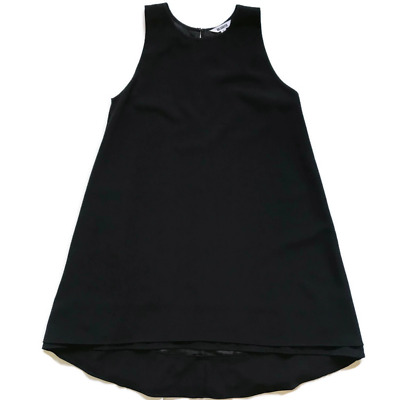 BB Dakota Womens Kenna Raw Edge High-Low Hem Dress