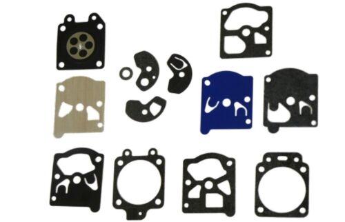 Walbro original conjunto de membrana para dolmar PS 33 340 341 400 401 410 411