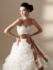 Jasmine Wedding Dress T142018 Size 6 Ivory NWT