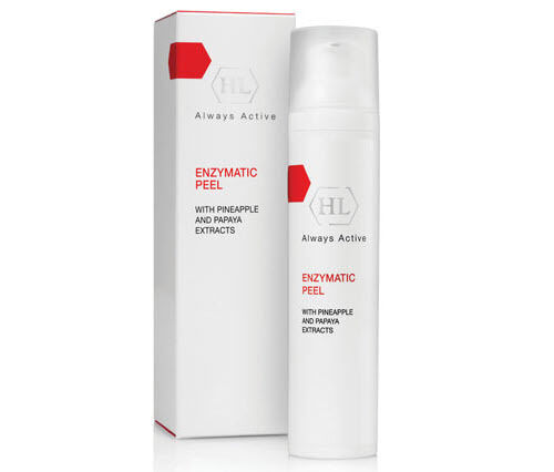 HL HOLY LAND Enzymatic Peel with Pineapple and Papaya Extracts 100ml